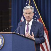 Presidente do Fed diz que economia dos EUA está em boa posição