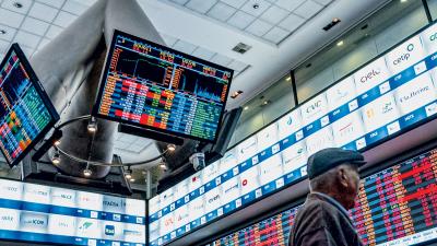 Ibovespa encerra em baixa de -0,18% com guerra comercial