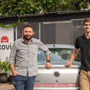 Kovi, startup de aluguel de veículos, recebe aporte de US$ 30 milhões