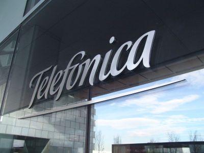Telefónica da Espanha reverte lucro e registra prejuízo de 443 milhões de euros
