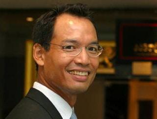 Korn Chatikavanij, le ministre des finances thaïlandais