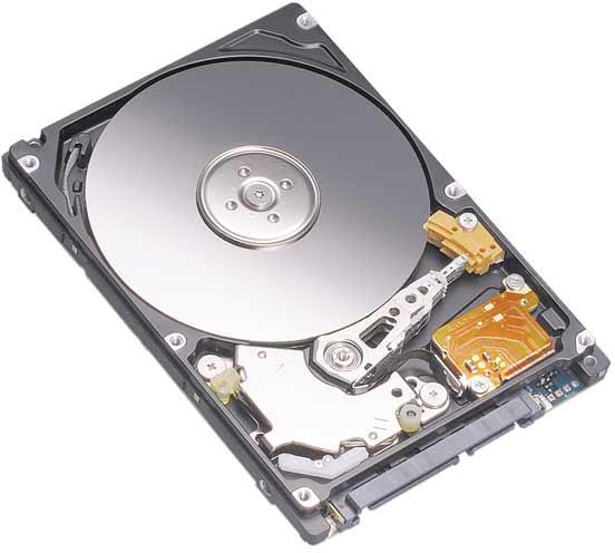 Hutchinson hard drive