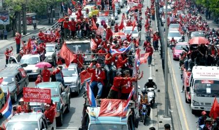 red shirts petchaburi