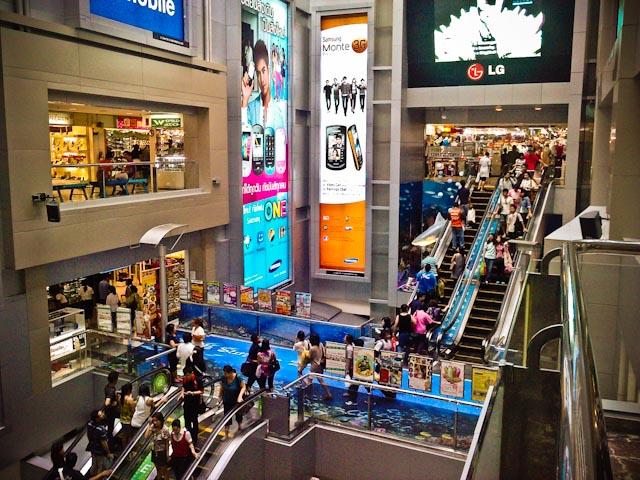MBK Bangkok Mall