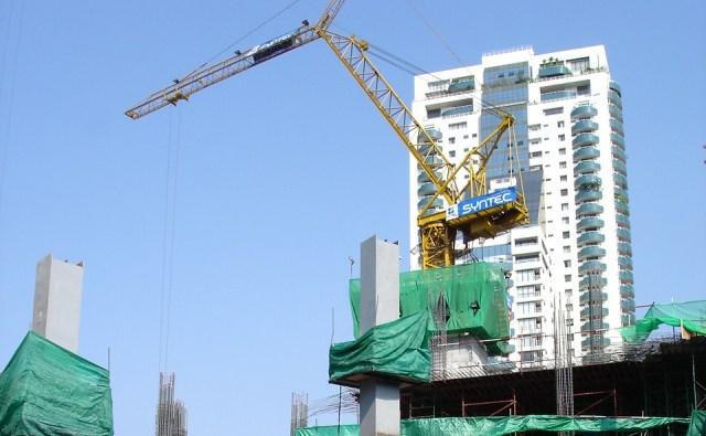 condominiun building Bangkok