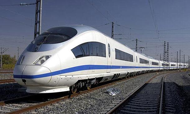 Thailande Chine en TGV