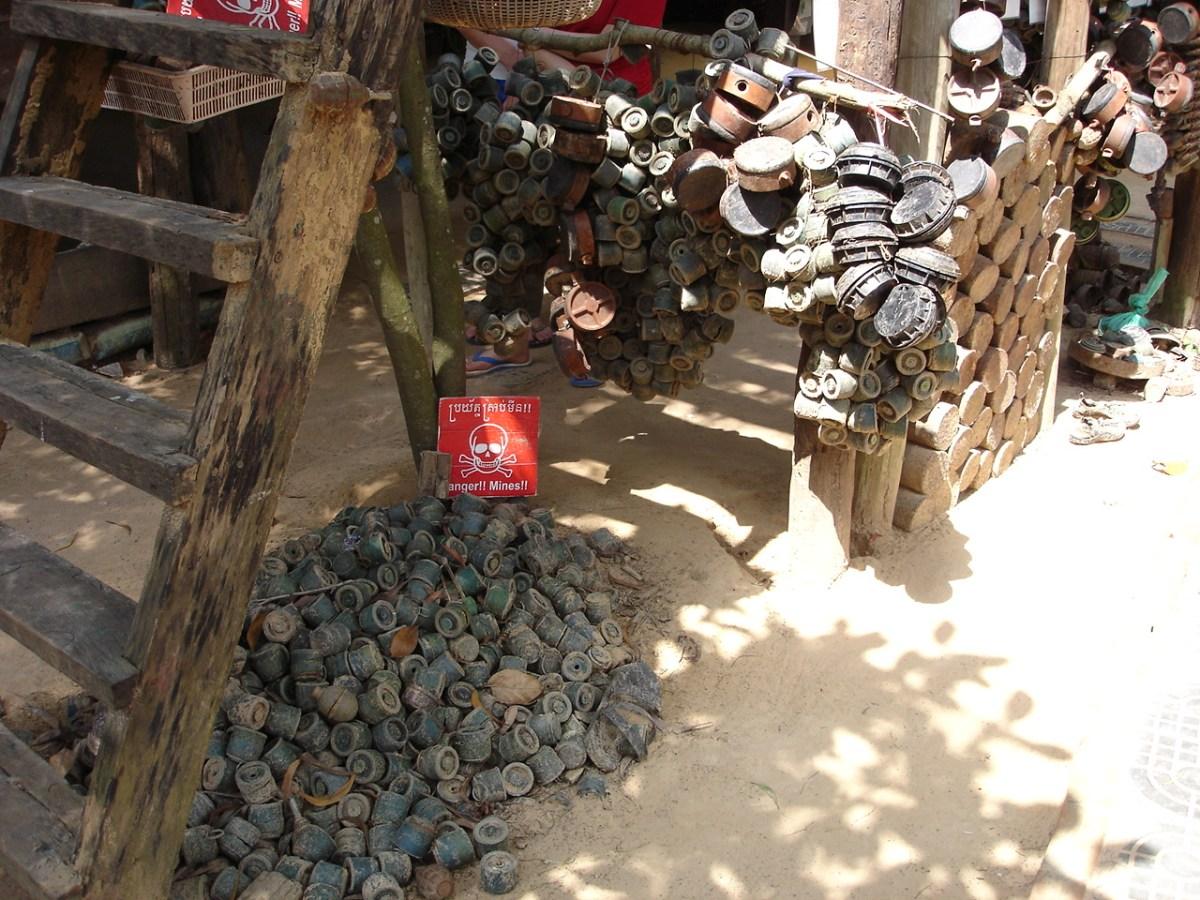 Musée des mines à Siem Reap