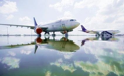 L'aéroport domestique de Don Meuang est fermé jusqu'à nouvel ordre