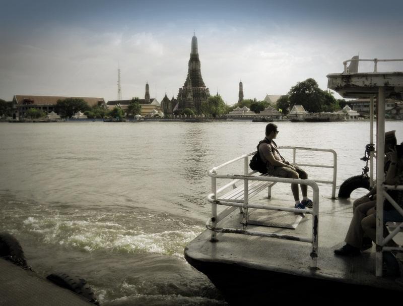 Bangkok Chao Praya Wat Arun