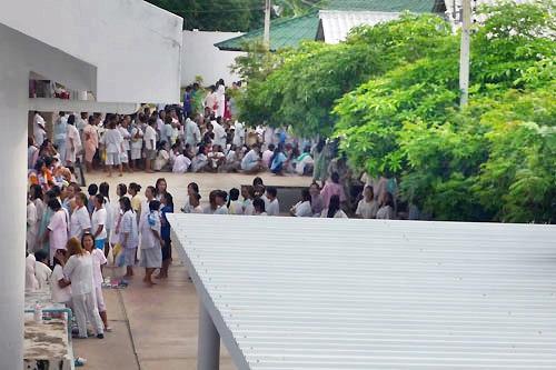 Prison de Ratchabouri, Thaïlande