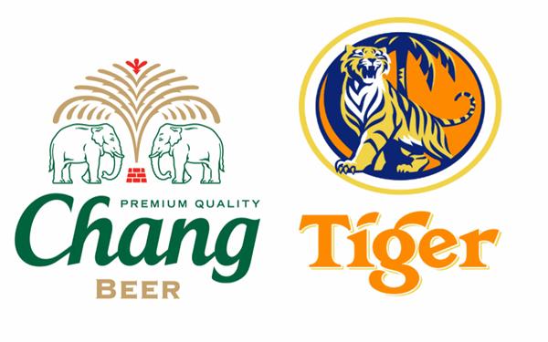 Bière Chang et Tiger