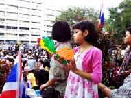 Bangkok, manifestation anti Thaksin