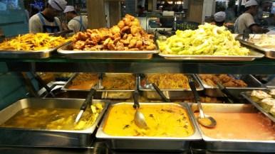 L'assortiment de curry