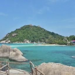 Koh Nang Yuan est une minuscule île à côté de Koh Tao