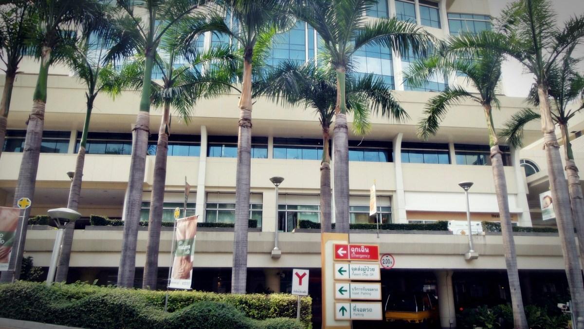 Hopital Samitivej de Bangkok
