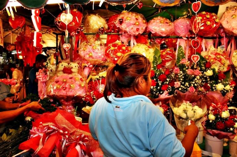 Pak Klong Talad, le marché aux fleurs de Bangkok