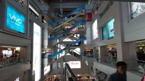 MBK, le plus populaire des centre commerciaux de Bangkok