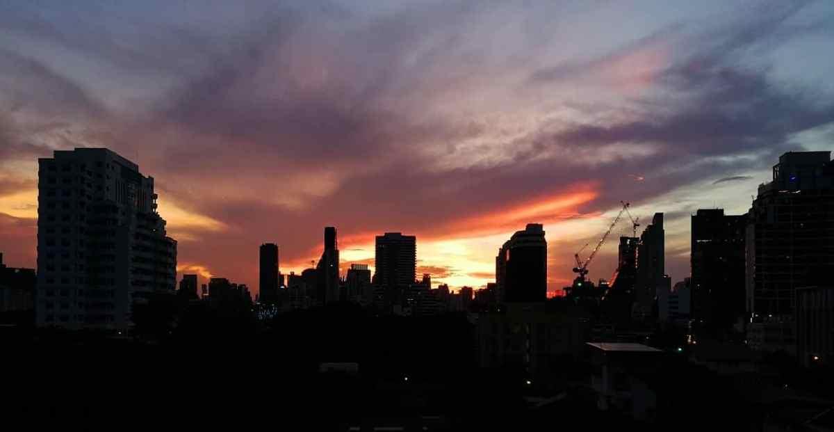 Sukhumvit Sunset