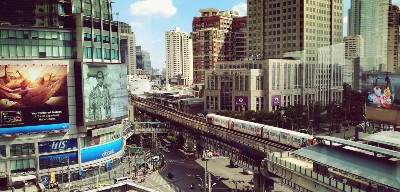 Les loyers des expatriés en baisse de 12% à Bangkok
