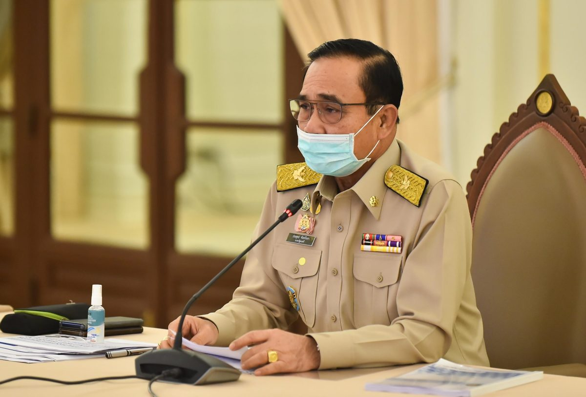 Le Premier ministre thaïlandais Prayut Chan-ocha