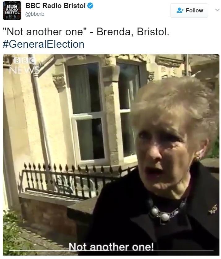 Brenda from Bristol