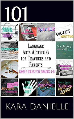 101 language arts activities