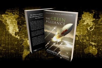 The Green Alliance standing books