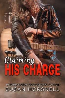Claiming His Charge cover