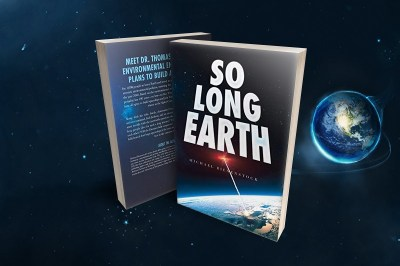 So Long Earth standing book