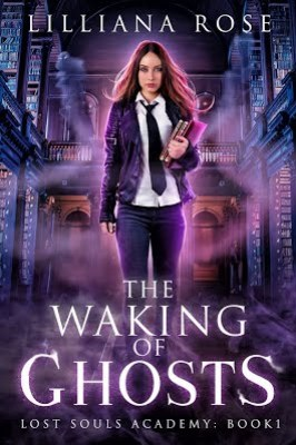 The Waking of Ghosts Release