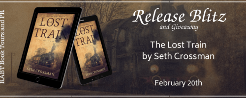 The Lost Train banner