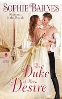 The Duke of Her Desire cover