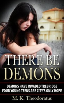 There Be Demons cover