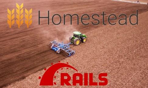homestead rails