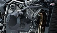 Motorblok gemaakt op een vermogen van dik 243pk met Ram-Air technologie