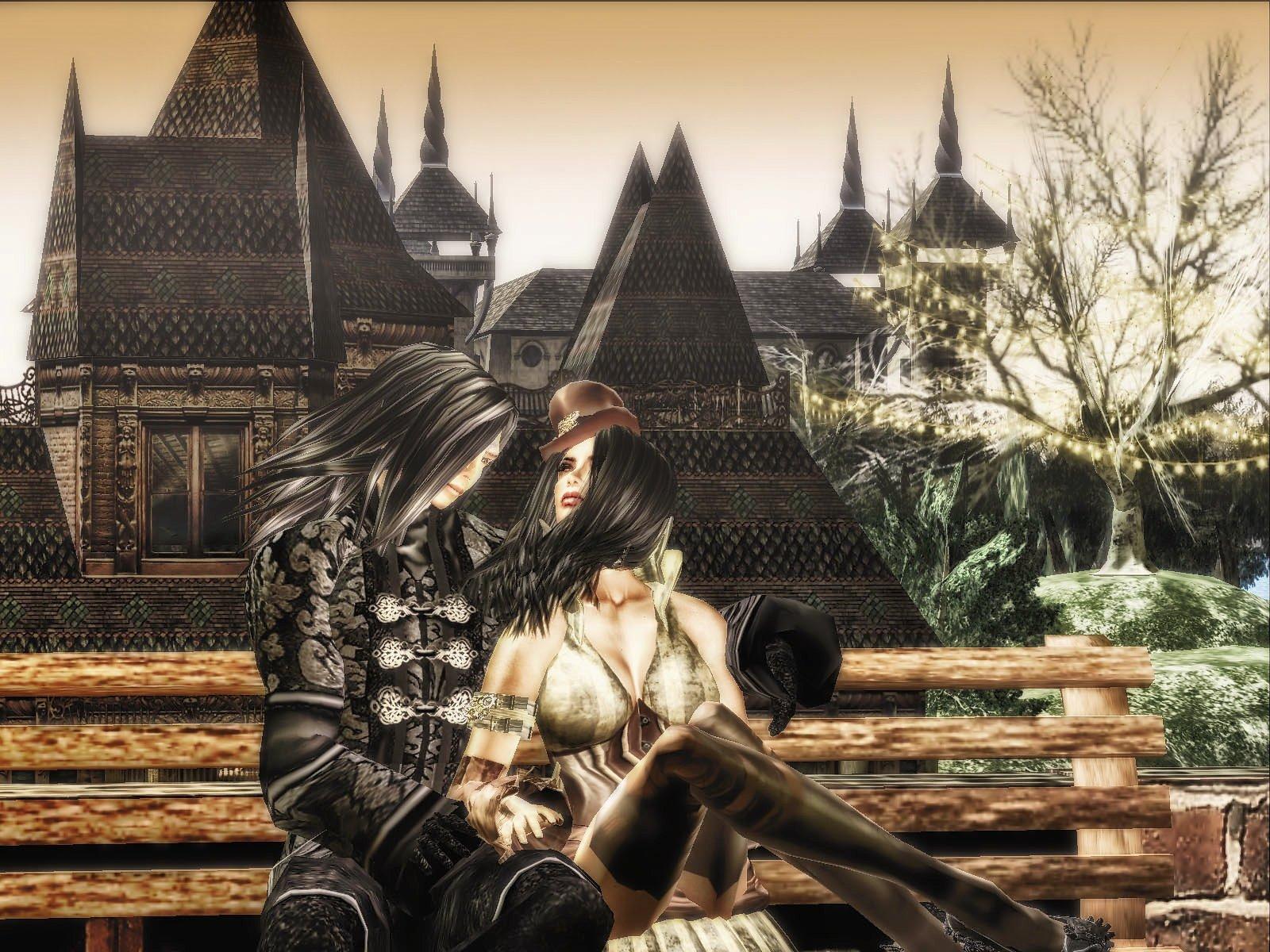Romance by  ioli zepp
