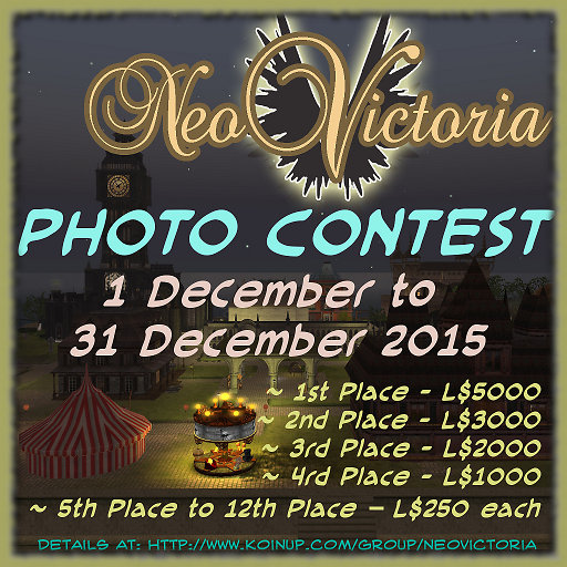 NeoVictoria 2015 Photo Contest 512x512