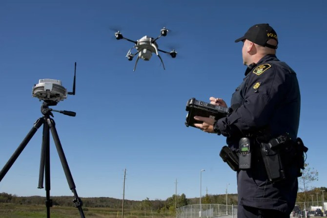 Unmanned Aerial Vehicle - UAV