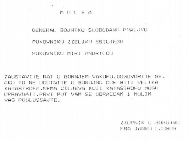 Dopis Praljku - undefined