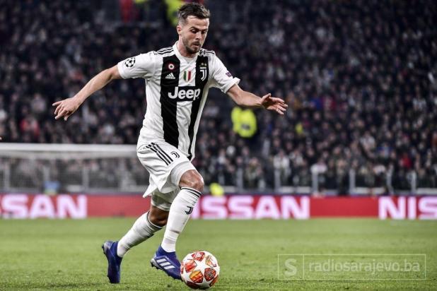 Miralem Pjanić je važna karika u dresu Juventusa - undefined