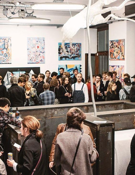 Izložba Rikarda Druškića u Beču - undefined