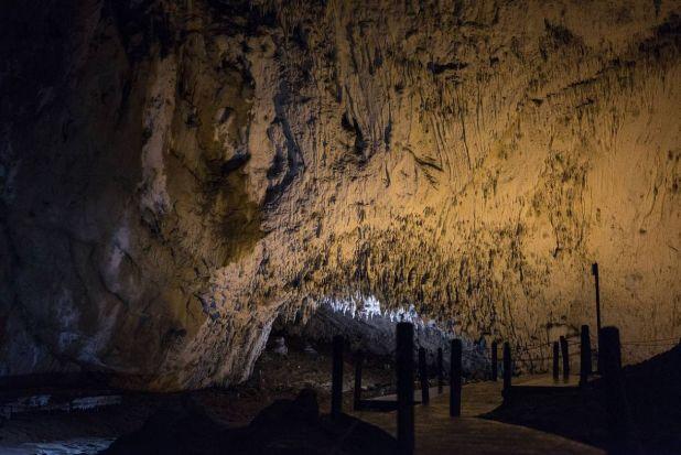 Foto: Selma Ahmetović / Radiosarajevo.ba/Bijambarska pećina i Bijambare