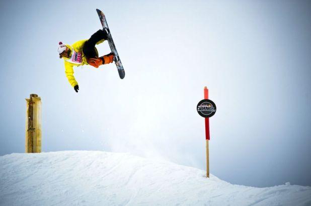 Foto: Red Bull/Markus Keller: Sjajni Å¡vicarski snowboarder stigao u BiH