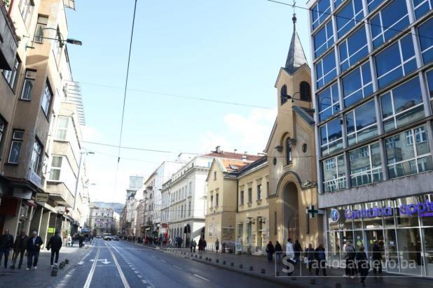 Foto: Dž. Kriještorac/Radiosarajevo.ba/Crkva svetog Vinka Paulskog