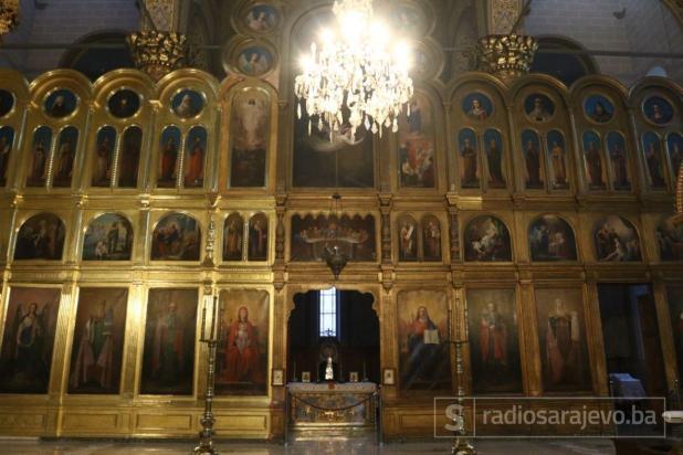 Foto: Dž. Kriještorac/Radiosarajevo.ba/Saborna crkva u Sarajevu