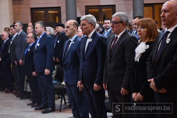 Foto: A. Kuburović/Radiosarajevo.ba/Konferencija u Vijećnici