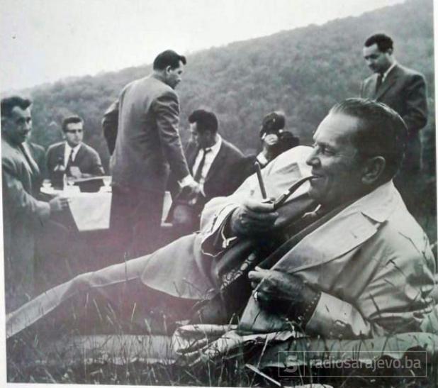 Foto: Tito ilustrovana biografija/Tito, 1961.