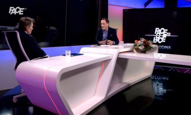 Haris Silajdžić i Senad Hadžifejzović - undefined