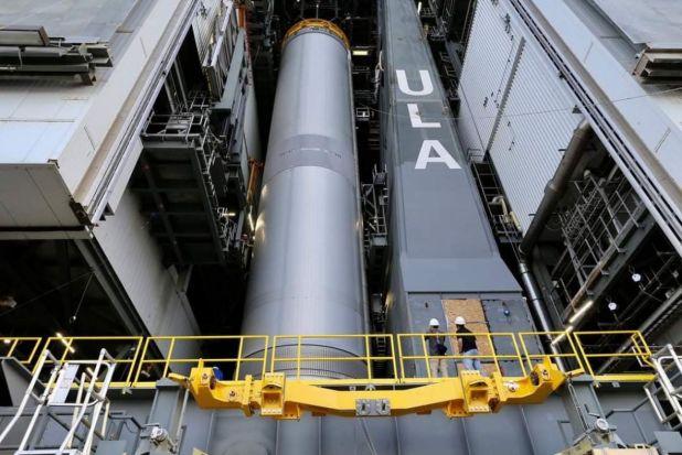 Foto: United Launch Alliance/Ilustracija