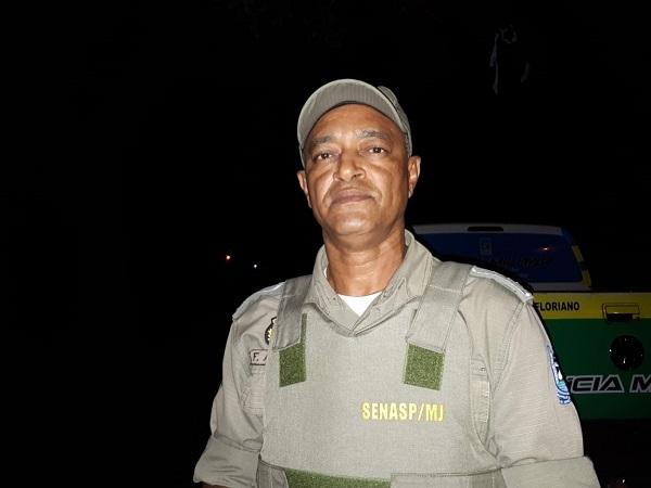Sub-Tenente F. Alves.
